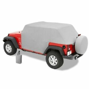 Bestop D34-8104109 All Weather Trail Car Cover