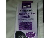 BAUER PROFESSIONAL CERAMIC STRAIGHTENING BRUSH