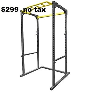 squat cage, half rack,and squat stands