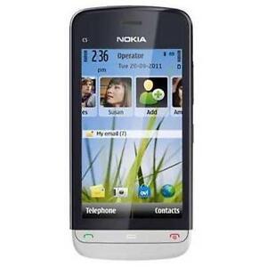 NOKIA C5-04 UNLOCKED AWS/WIND READY SYMBIAN SMARTPHONE
