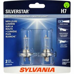 Sylvania Silverstar H7 bulbs new
