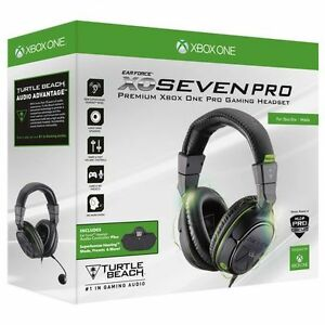 Gaming Headphone for Xbox One Turtle Beach Ear Force XO7 PRO