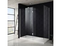 Shower enclosure and tray- NEW IN BOX!