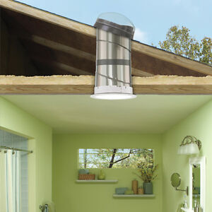 VELUX SUN TUNNEL skylights bring natural light into even the dar West Island Greater Montréal image 3