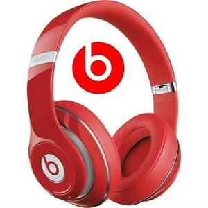 BEATS BY DR. DRE - BEATS STUDIO OVER-THE-EAR HEADPHONES - RED