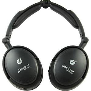 Ableplanet-Able Planet Nc180B Musicians' Choice® Foldable Active Noise Canceling