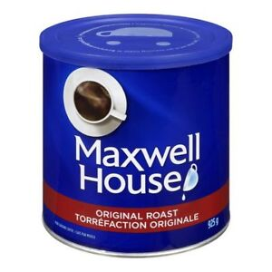 ISO - Maxwell Coffee tins!