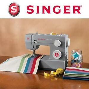 NEW SINGER SEWING MACHINE HEAVY DUTY Home Kitchen › Arts, Crafts