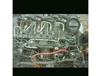 Vw golf mk6 octavia passat b6 leon a3 1.6 tdi cayc engine done 50k