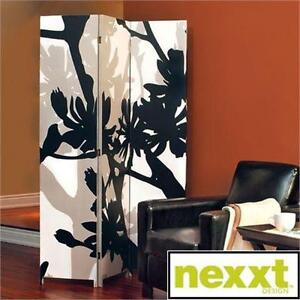"""NEW* NEXXT 3 CANVAS ROOM DIVIDER 48""""x71""""x1"""" - SCREEN -  Décor   Home Accents   Room Dividers  FURNITURE - BOTA"""
