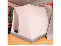 Double sleeping inner tent.