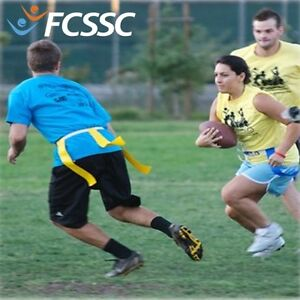 Join London's Most Fun, Coed Adult Turf Flag Football League! London Ontario image 3
