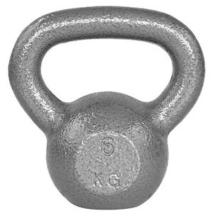 Northern Lights Russian Kettlebell, 6 KG KBREPGKG06