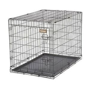 Large pet mate dog wire crate