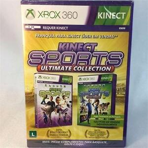 NEW, Kinect Sports Ultimate Collection for Xbox 360