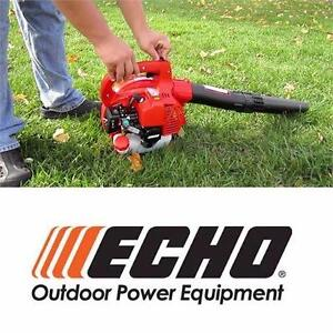 NEW ECHO 25.4 CC GAS LEAF BLOWER   165 MPH - 391 CFM - LOW NOISE HANDHELD BLOWER - 2 STROKE  OUTDOOR POWER TOOL 84489768