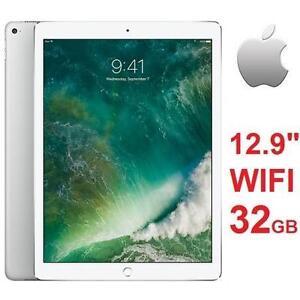"""NEW OB APPLE IPAD PRO 32GB 12.9"""" - 117646927 - SILVER WIFI NEW OPEN BOX"""