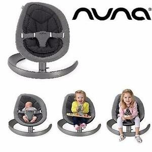 NEW* NUNA LEAF CURV MESH BABY SEAT  CINDER BOUNCING SWING FEEDING SLEEPING  89738544