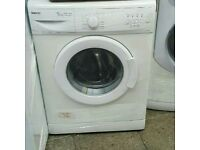 beko washing machine comes with warranty can be delivered