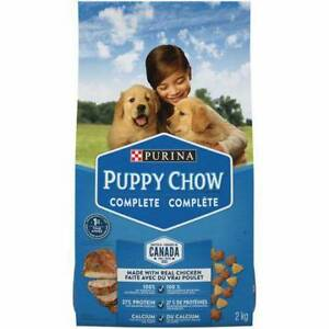 FS: Purina Puppy Chow Puppy Food for All Puppies Dog Food 16kg