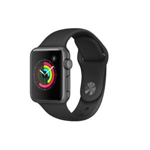 Apple watch serie 1 noire 42mm