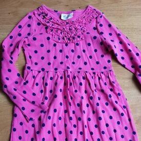Girls Mini Boden Dress age 2-3