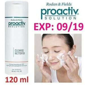 NEW PROACTIV CLEANSER 120ML 242596990 60 DAY CLEANSE EXP:09/2019