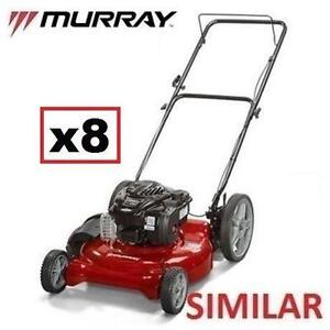 8 AS IS LAWN MOWERS UNINSPECTED - 119901437 - HIGH WHEEL MOWERS LAWNMOWER LAWNMOWERS CUTTING LANDSCAPING GRASS LAWNS ...