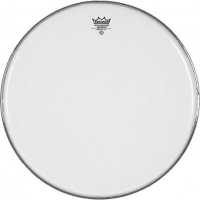 Ambassador Coated White Drum Head - Remo BA-0118-JP 18-Inch Ambassador Drum Head, Coated Smooth White