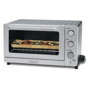 CUISINART CONVECTION TOASTER OVEN/BROILER--LOWEST PRICE IN THE GTA!!