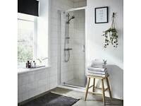 pivot shower door (new)