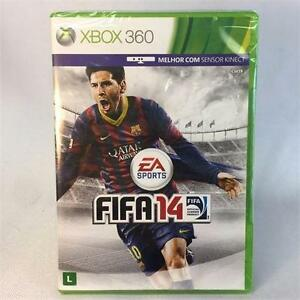 Brand New Sealed Xbox 360 FIFA 14