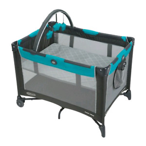 Graco pack n play on the go playard finch