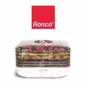 NEW RONCO TURBO DEHYDRATOR   Ronco EZ Store Turbo Dehydrator APPLIANCE  88806087