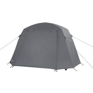 Ozark Trail One-Person Cot Tent (Sleeps 1, Grey, Mesh Curtain)
