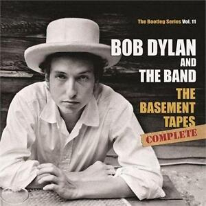 BOB DYLAN & THE BAND THE BASEMENT TAPES JAPAN IMPORT BOOTLEG SERIES VOL. 11