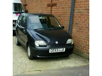 Fiat seicento 1.1 great drive new clutch+cambelt