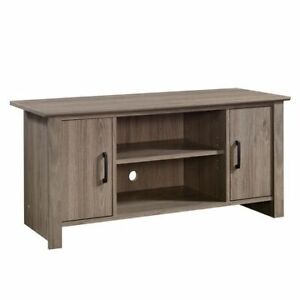 "47"" Sauder® TV Stand, Rustic Oak Finish - New"