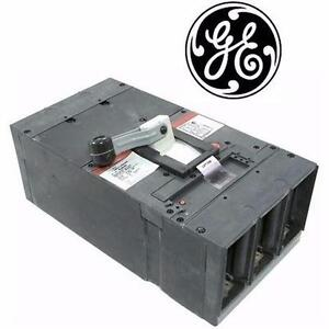 NEW GE 1200 AMP CIRCUIT BREAKER   800A PLUG SKLA 1200A - GENERAL ELECTRIC HOME RENOVATION ELECTRICALS 92812501