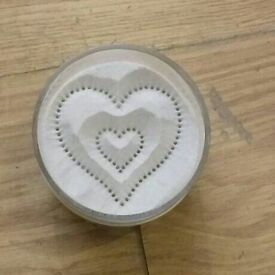 Sandy Love Message Ornament
