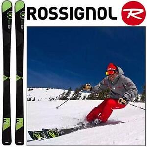 USED ROSSIGNOL EXP 88 SKIS 180CM   2016 BASALT EXPERIENCE 88 SKIS - OUTDOOR SNOW SPORTS DOWNHILL  84700793
