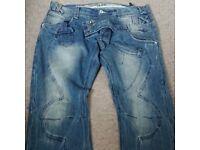Mens jeans. Police 883