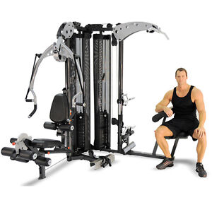 Inspire Fitness M5 Gym with Pads & Shrouds