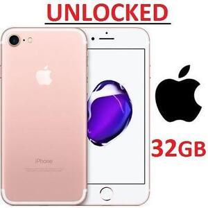 REFURB APPLE IPHONE 7 PLUS 32GB - 111727829 - UNLOCKED 32GB CELL PHONE SMARTPHONE ROSE GOLD