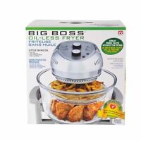 Friteuse sans huile de Big Boss / Big Boss Oil-less Fryer
