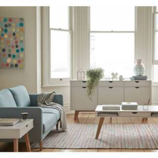 NEW FREEDOM FURNITURE FRIEDA COFFEE TABLE & MORE DEALS