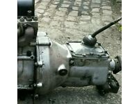 Robin reliant gearbox
