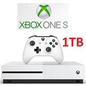REFURB XBOX ONE S 1TB CONSOLE MICROSOFT - VIDEO GAMES - ELECTRONICS 106799898