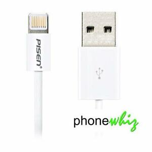 PISEN APPLE LIGHTNING CABLE - ONLY $12.99 - PHONEWHIZ BARRIE