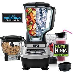 Ninja Supra Kitchen System Blender Food Processor BRAND NEW